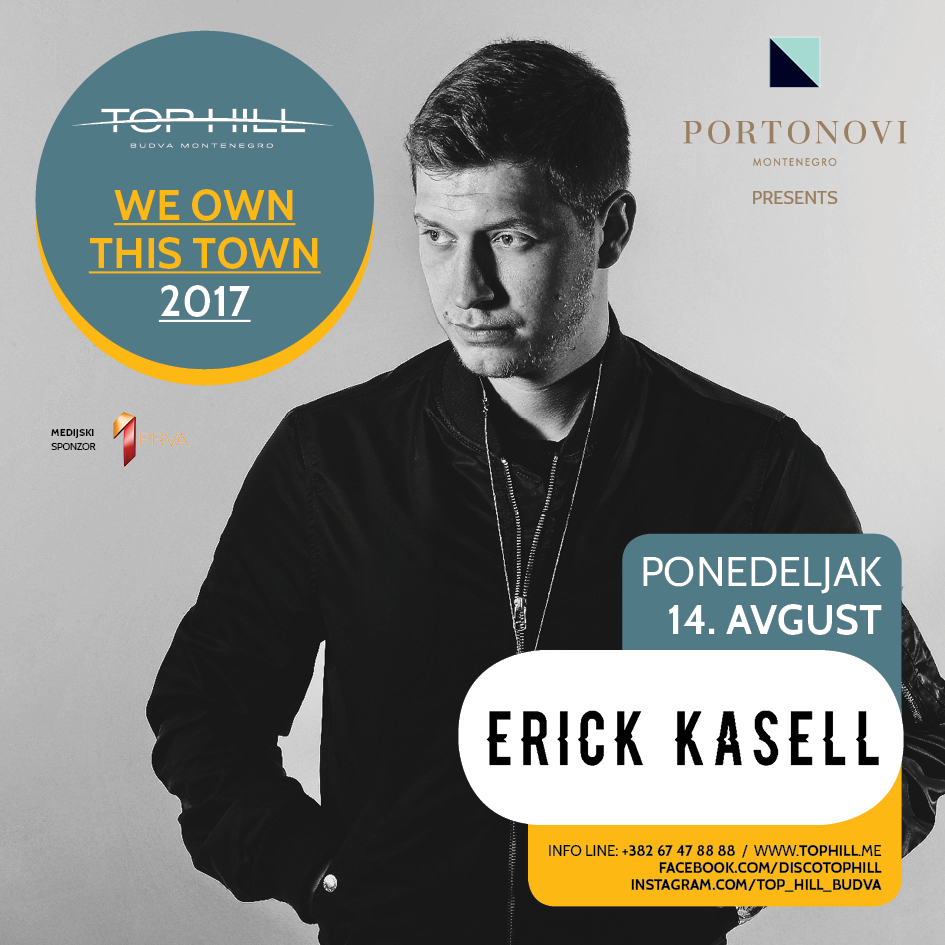 Erick Kasell + Rise&Shine