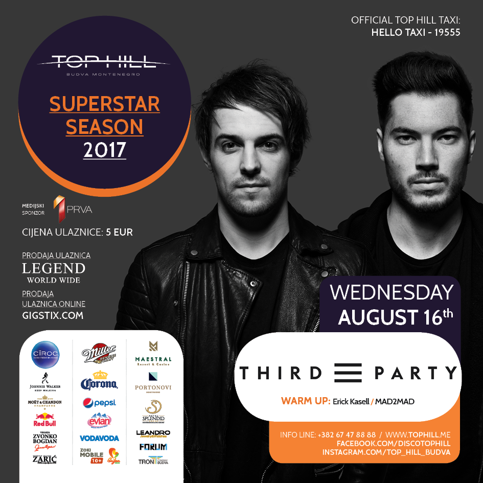 Wednesday superstar: Third Party