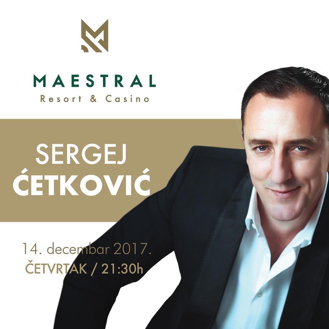 Sergej Ćetković