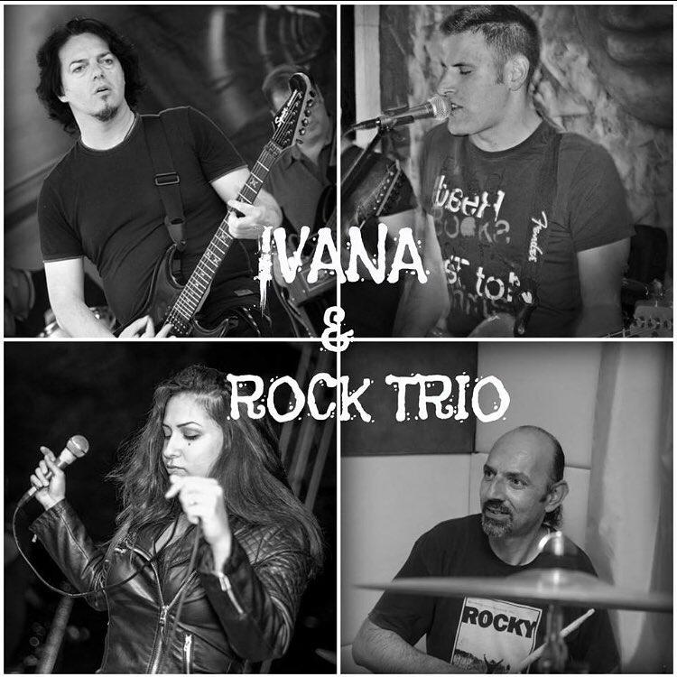 Ivana & Rock Trio