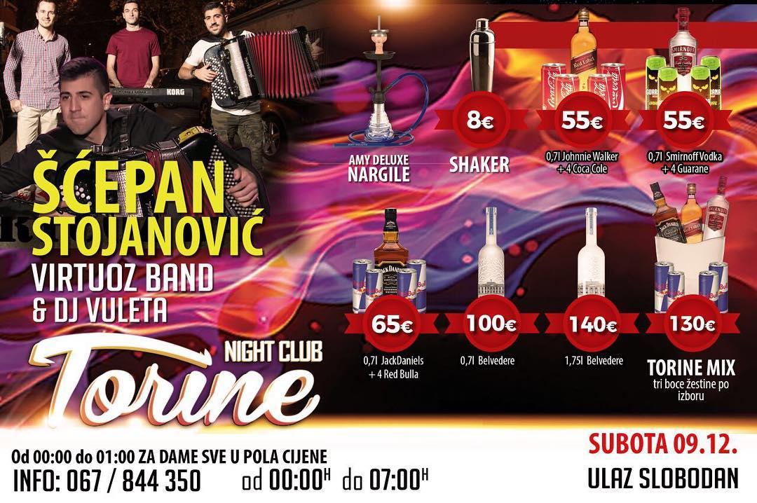 Šćepan Stojanović i Virtuoz Band
