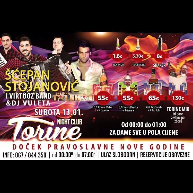 Šćepan Stojanović & DJ Vuleta