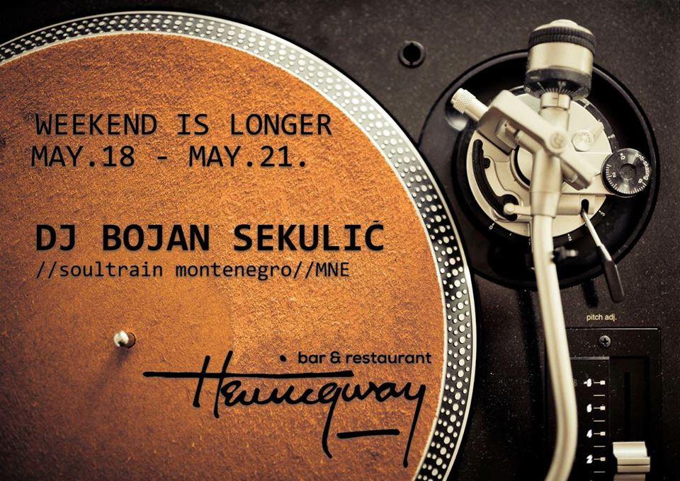 DJ Bojan Sekulić