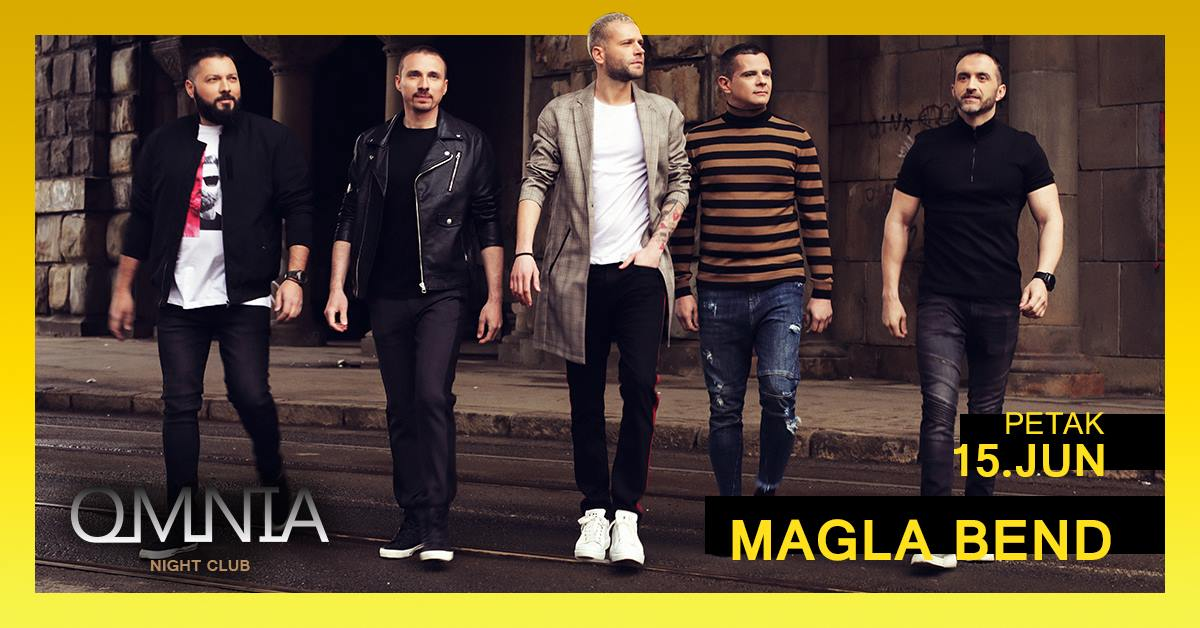 Magla Band - Grand Opening!