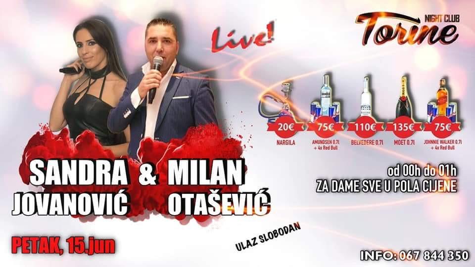 Sandra Jovanović & Milan Otaševic