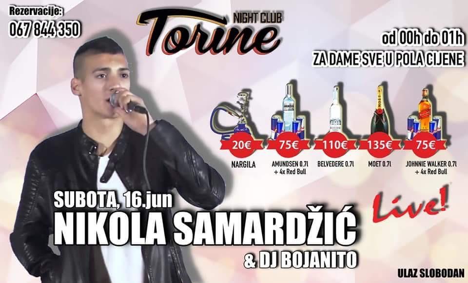 Nikola Samardžić & DJ Bojanito