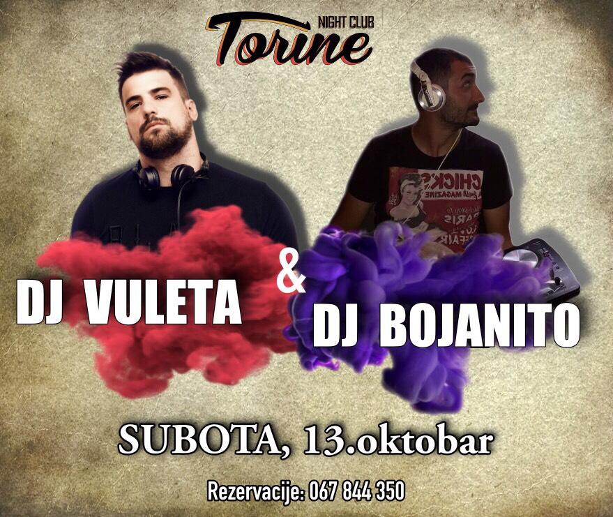 DJ Bojanito & DJ Vuleta