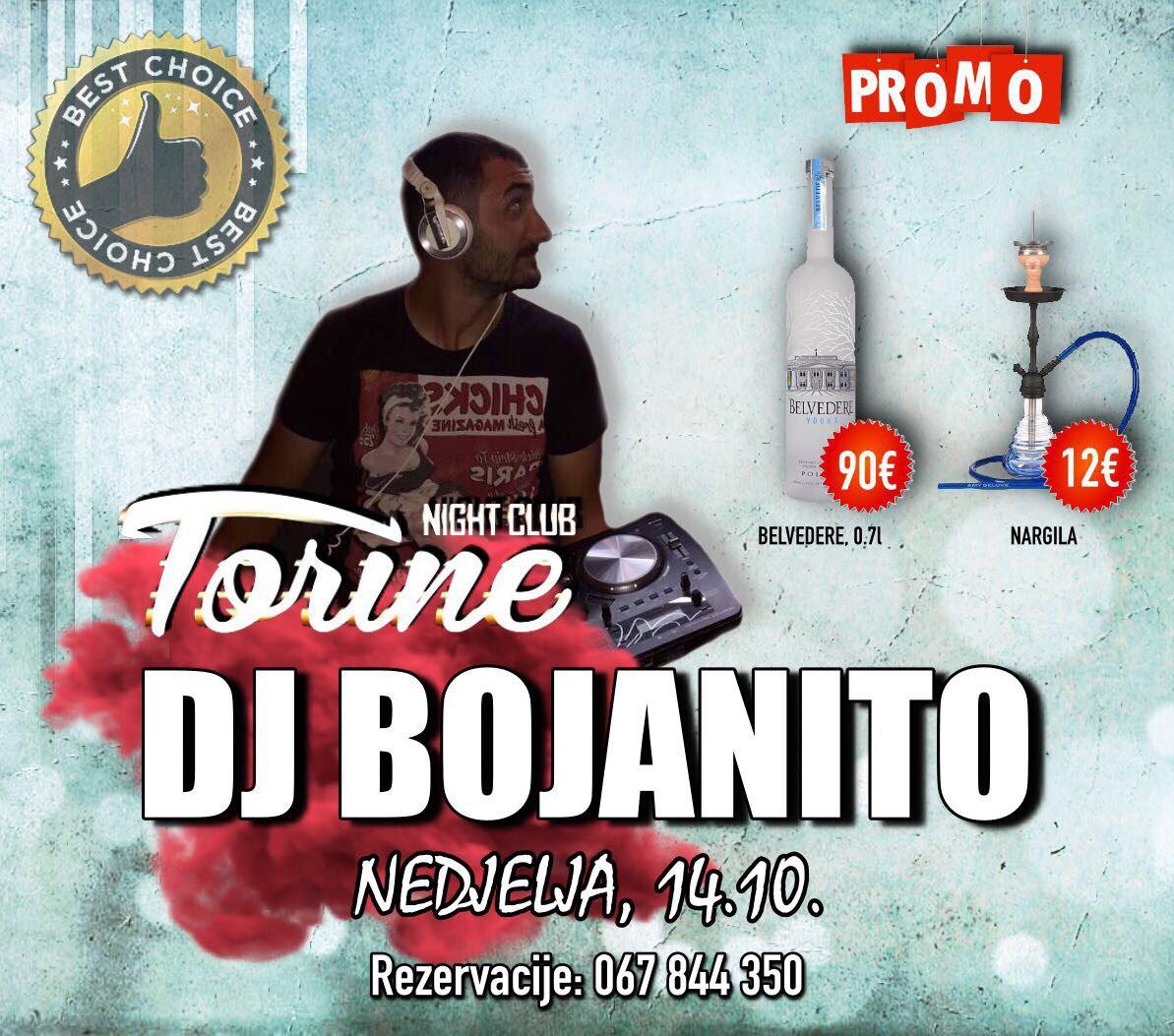 DJ Bojanito
