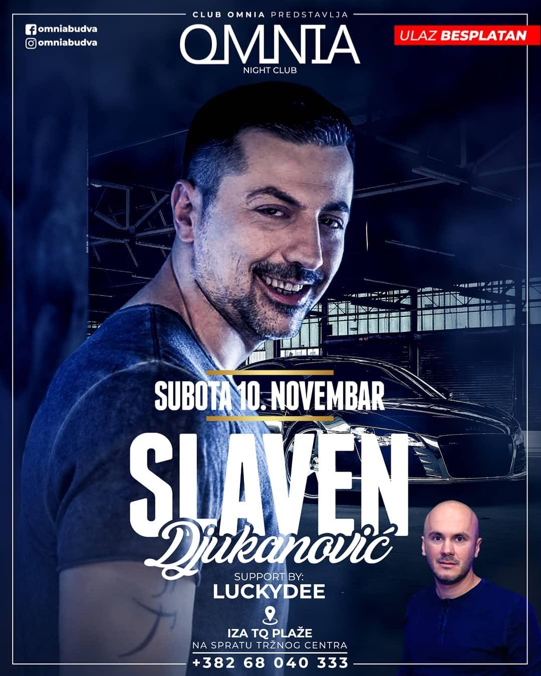 Slaven Đukanović & LuckyDee