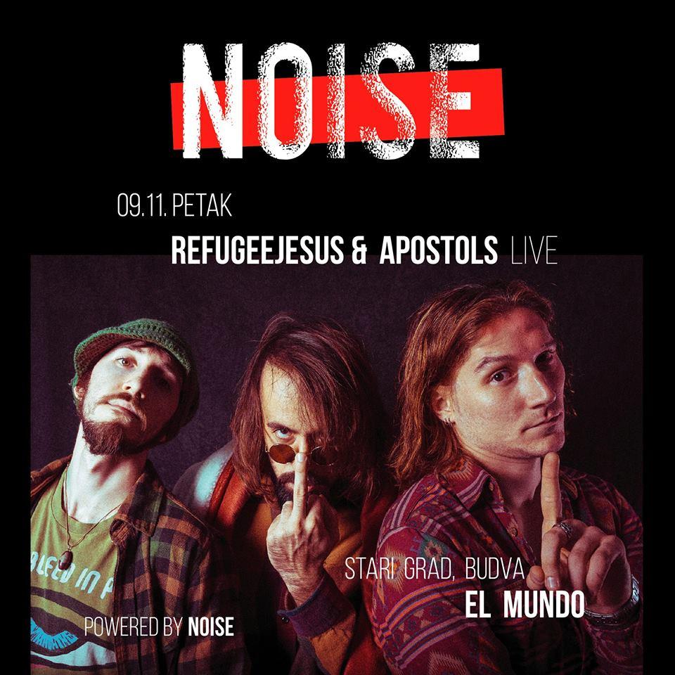 Refugeejesus & Apostols