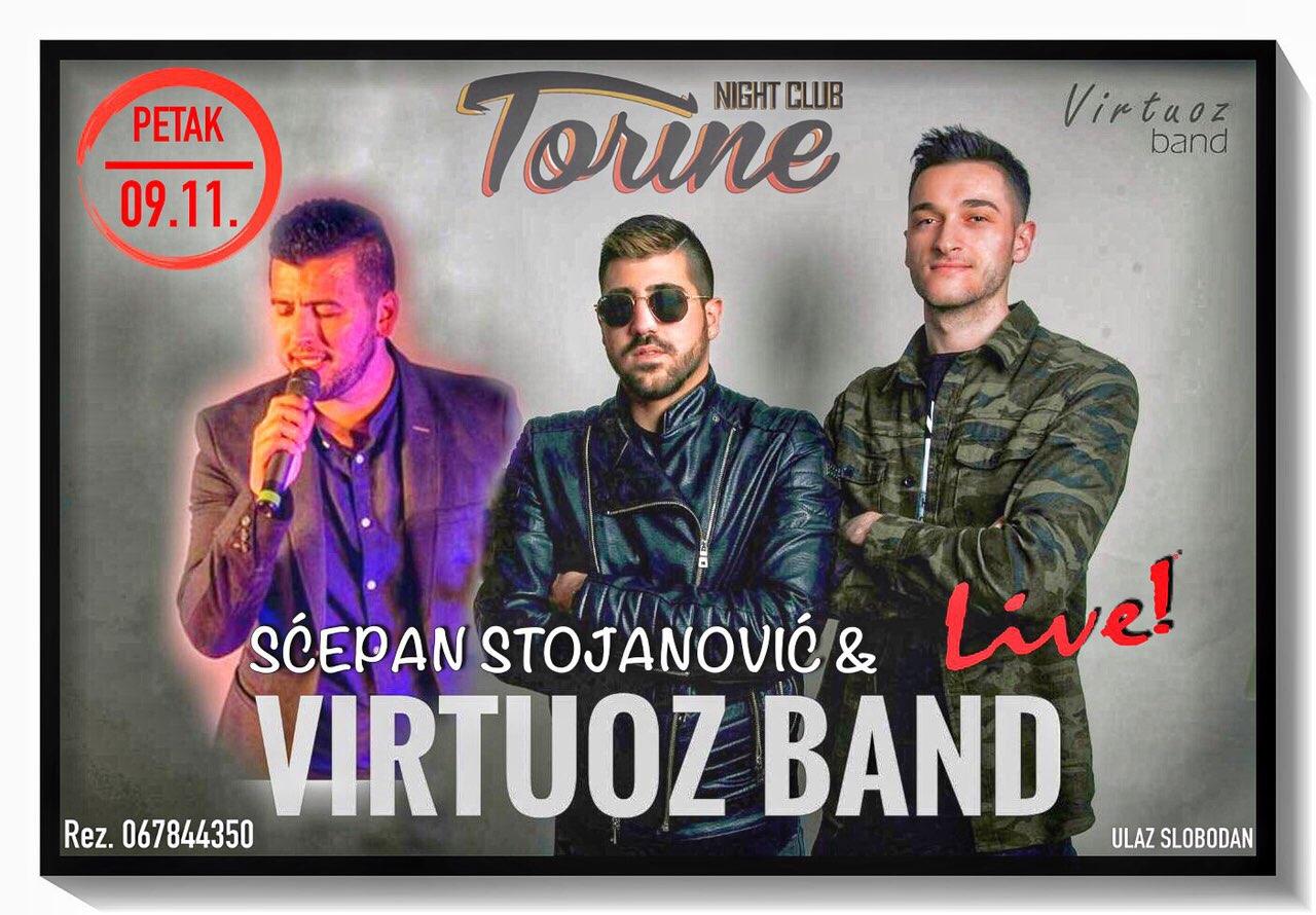 Šćepan Stojanović & Virtuoz Band