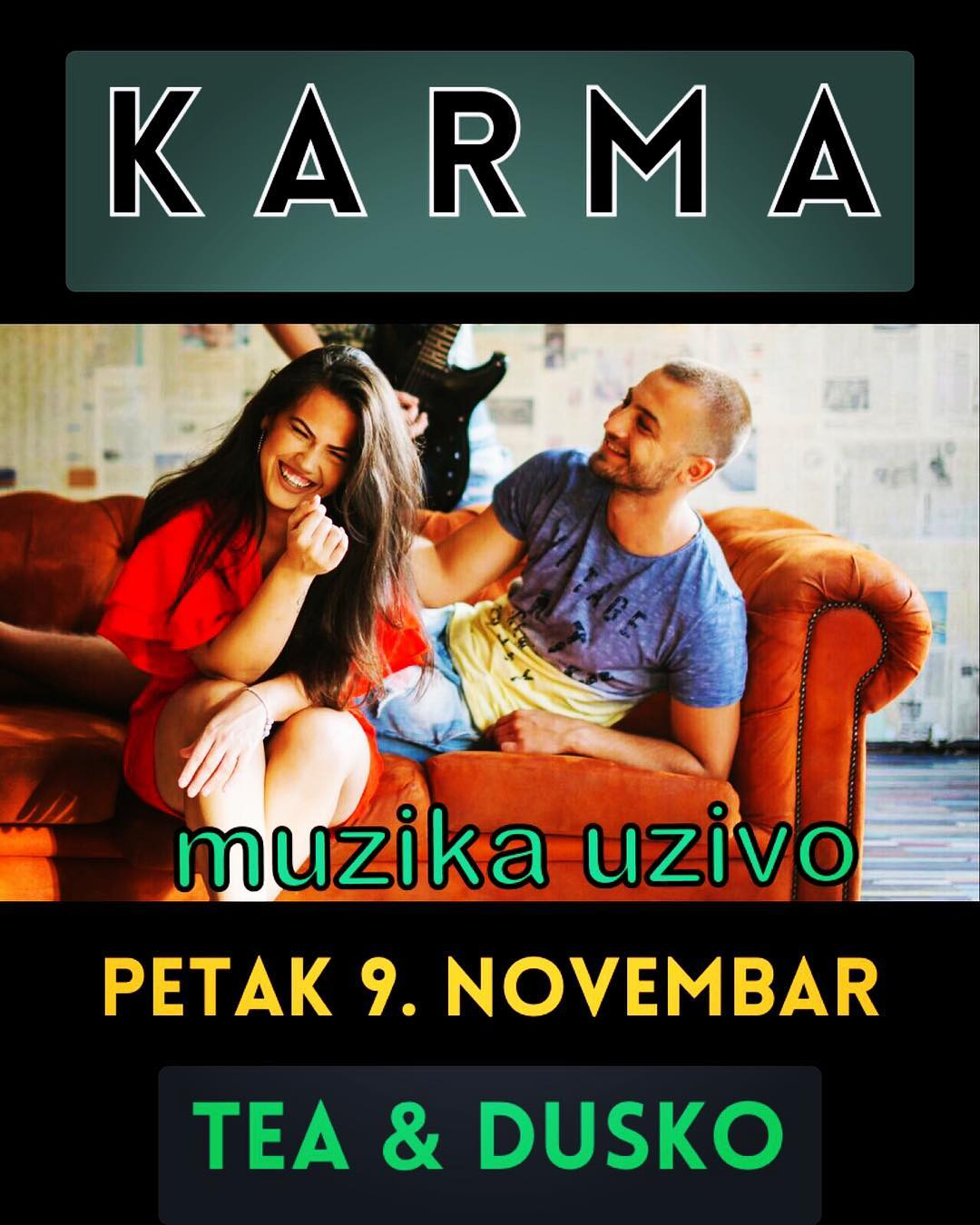 Tea & Duško