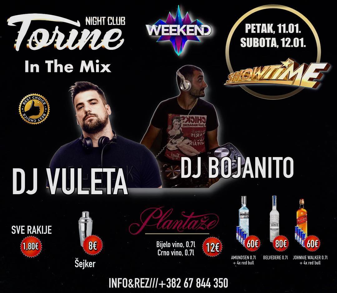 DJ Vuleta & DJ Bojanito