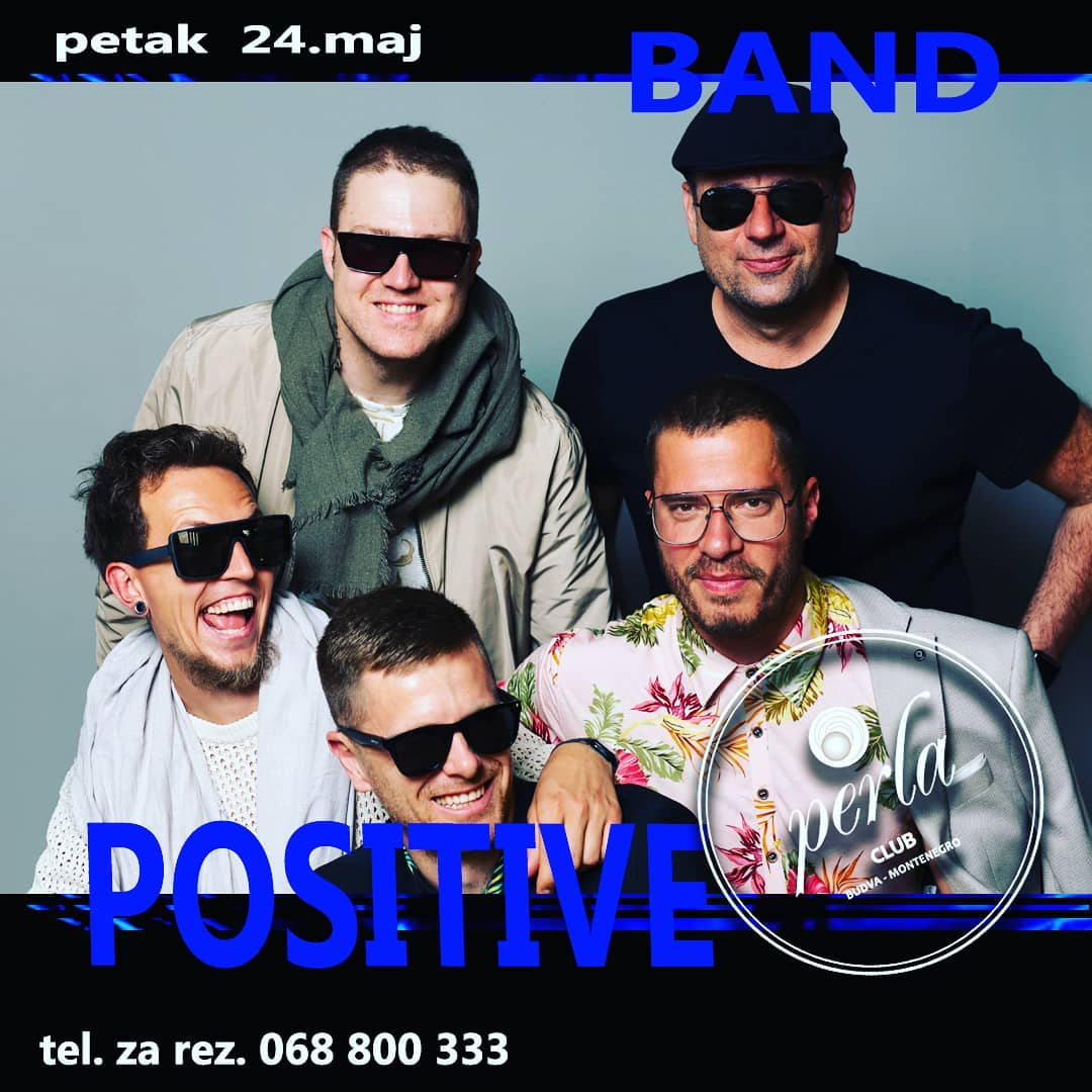Positive Band & LuckyDee