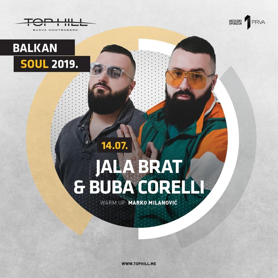 Jala Brat & Buba Corelli
