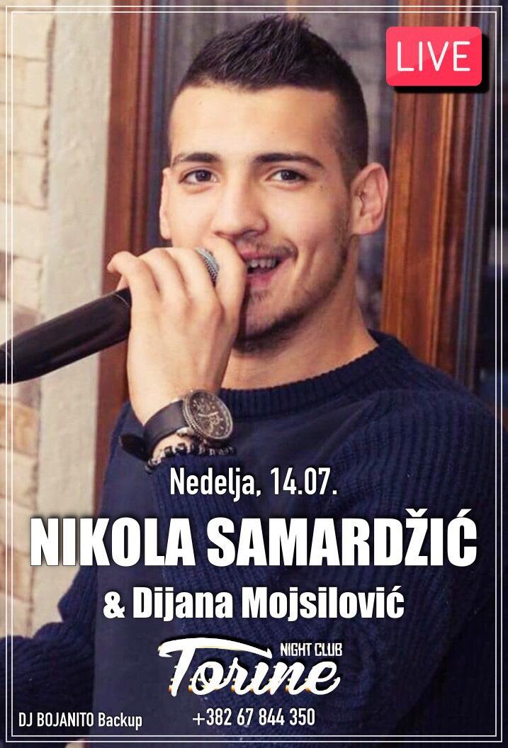 Nikola Samardžić & Dijana Mojsilović