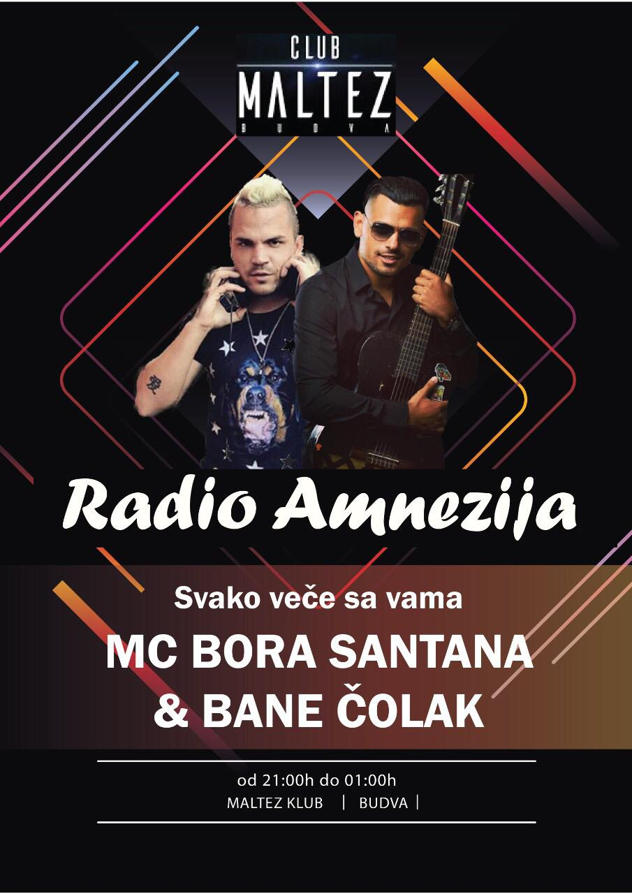 MC Bora Santana & Bane Čolak
