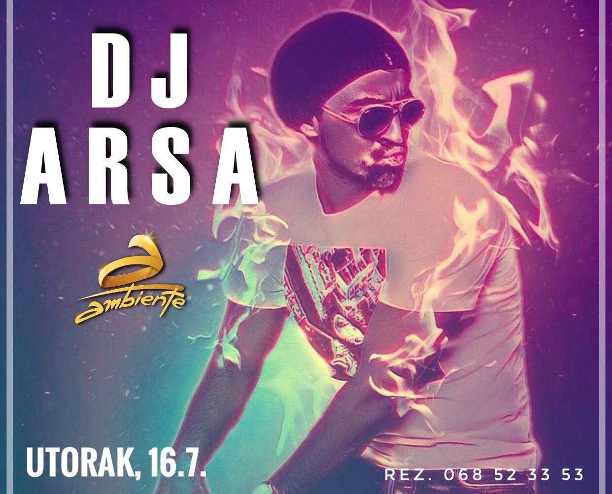 DJ Arsa