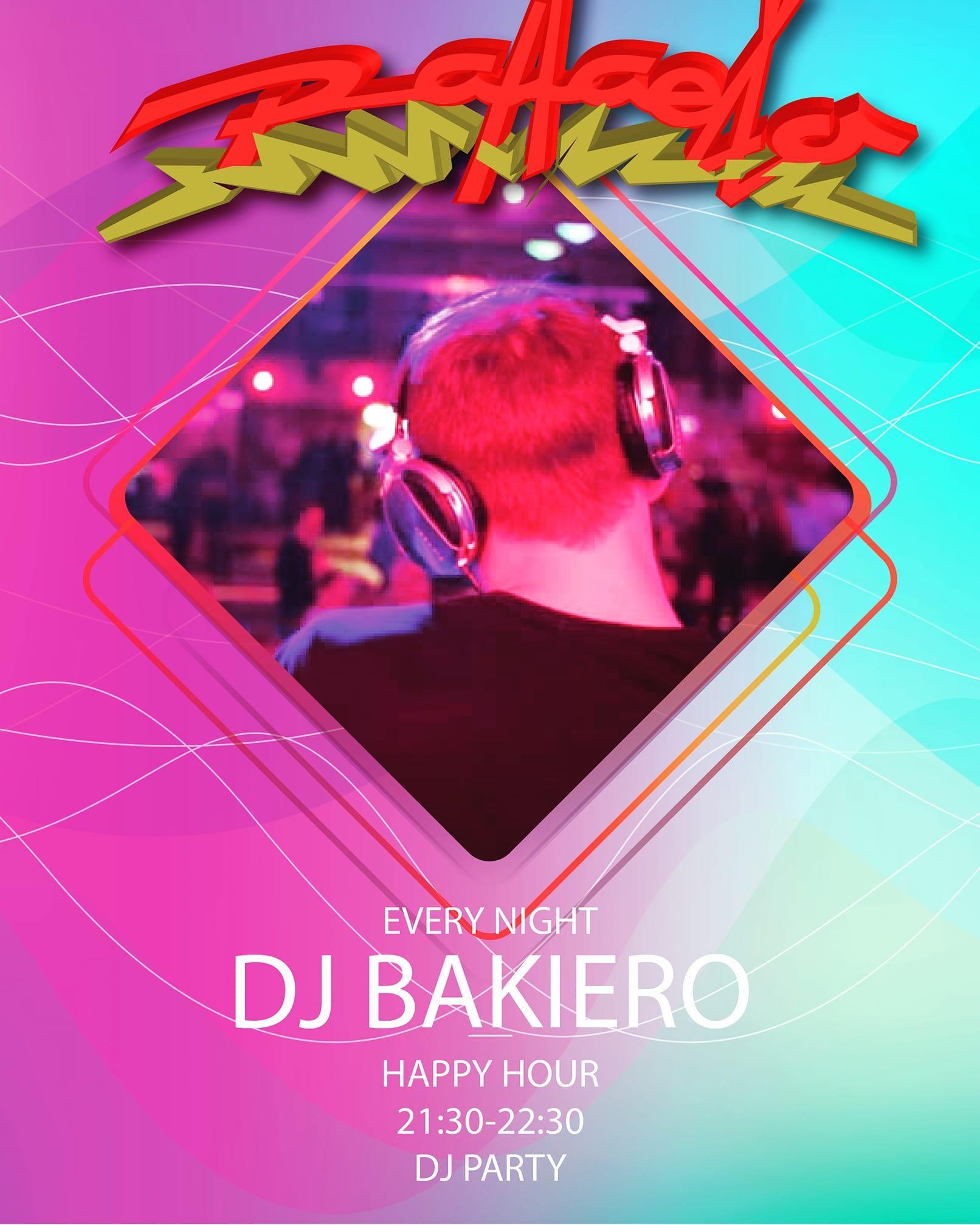 DJ Bakiero