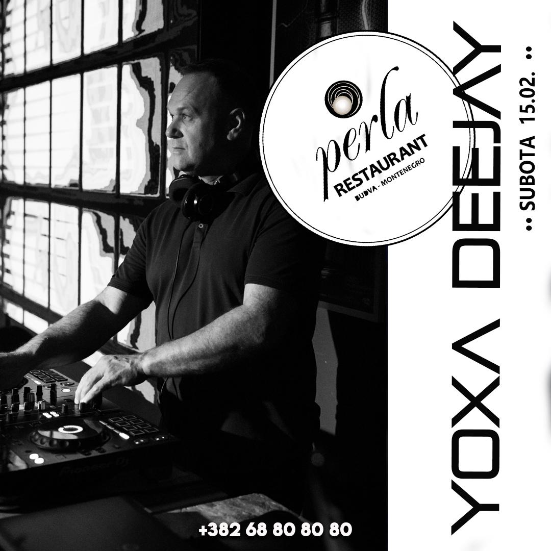 DJ Yoxa