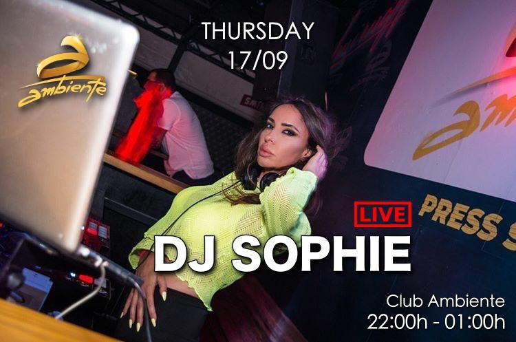 DJ Sophie